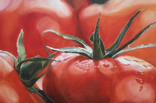 Schilderij Tomaten