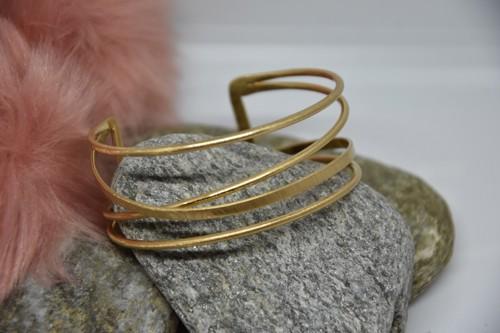 Armband Dansk Tamara Goud