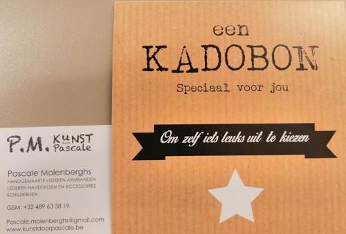 Kadobon 50€