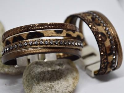 Lederen Armbanden Vrouwen