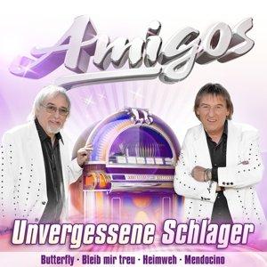 Amigos - Unvergessene Schlager (CD)