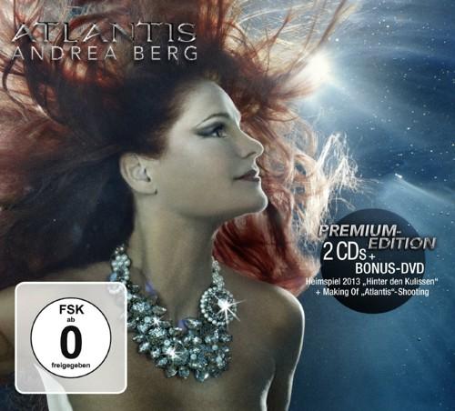 Andrea Berg - Atlantis - 2CD+DVD