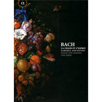 Bach / Various - Earthly And Divine - Box set (CD)