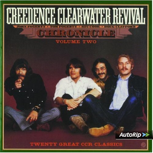 Creedence Clearwater Revival - Chronicle Vol.2 (CD)
