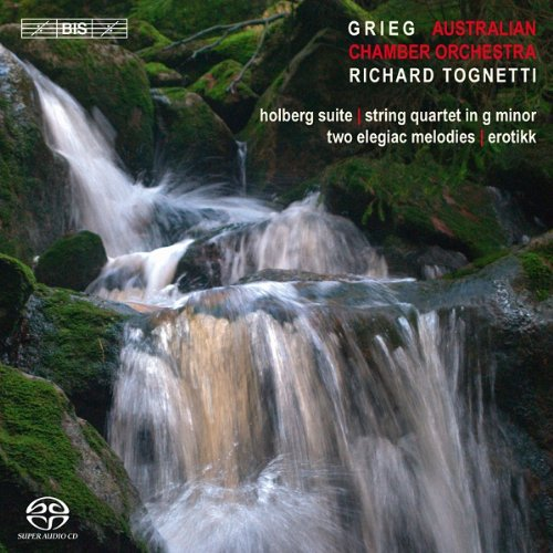 Grieg / Australian Chamber Orchestra / Tognetti - Music For String Orchestra (SA)