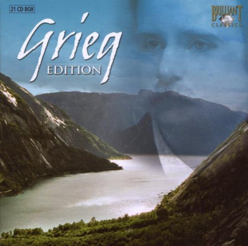 Grieg / Various - Grieg Edition - Box set 21CD's