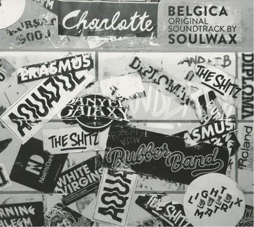 Soulwax - Belgica (CD)