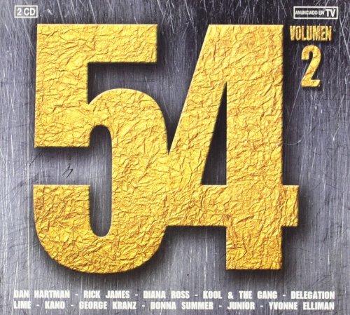 Various - 54 / Volumen 2 (CD)