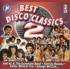 Various - Best Disco Classics Vol.2 (CD)