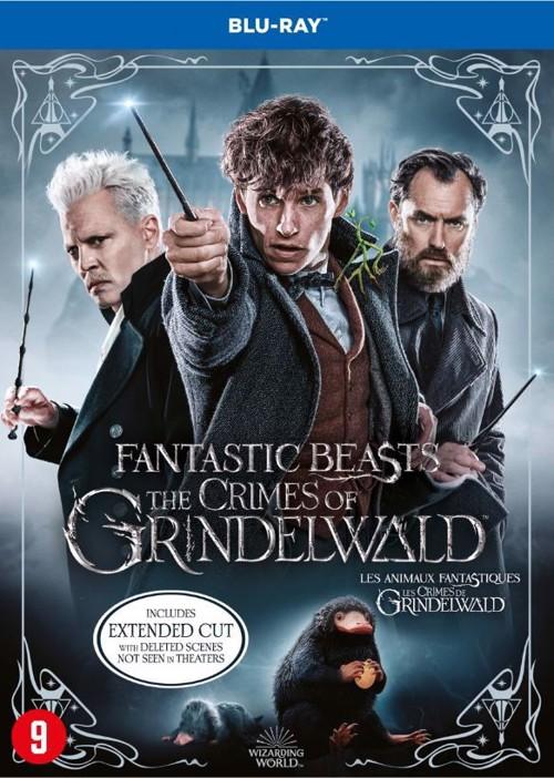 Film - Fantastic Beasts: Crimes Of Grindelwald (Bluray)