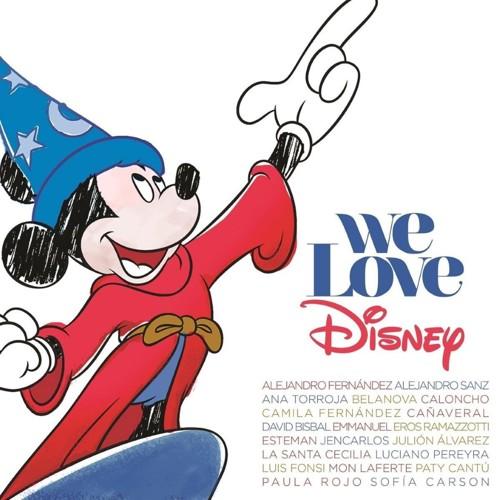 OST / Various - We Love Disney (+DVD) (CD)
