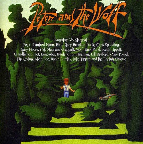 Prokofiev / Various - Peter And The Wolf (CD)