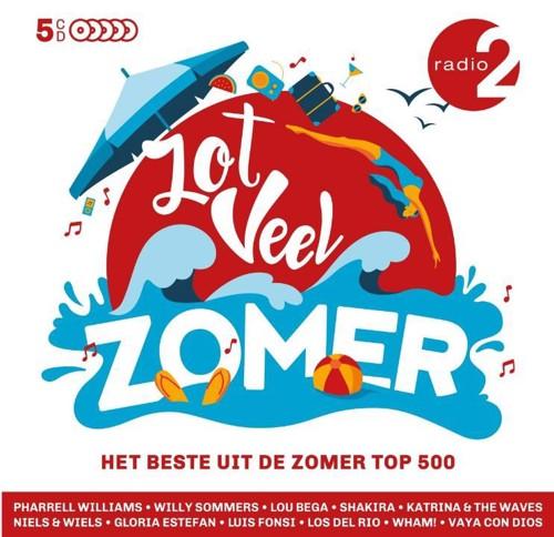 Various - Zot Veel Zomer - Radio 2 - 5CD (CD)