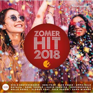 *      Various - Viva Vlaanderen Radio 2 Zomerhit 2018 - 2CD (CD)