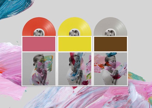 The National - I Am Easy To Find (3LP Coloured) (LP)