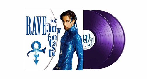 Prince - Rave In2 The Joy Fantastic - 2LP (LP)