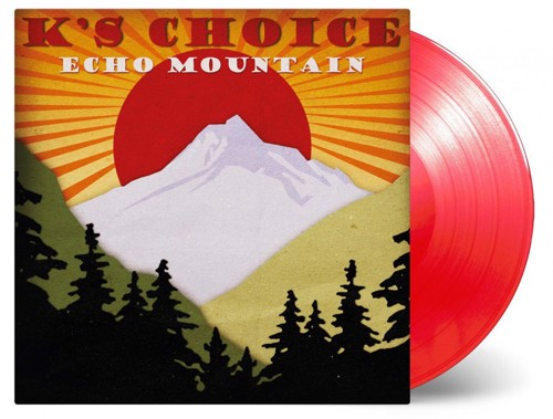 K's Choice - Echo Mountain (Coloured Vinyl) (LP)