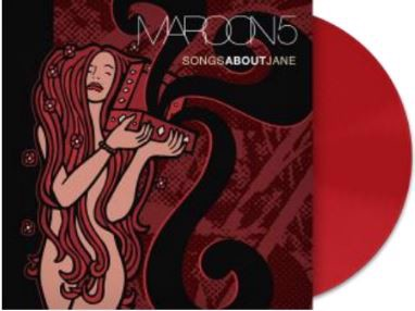 Maroon 5 - Songs About Jane (Red Vinyl / Indie Only) (LP)