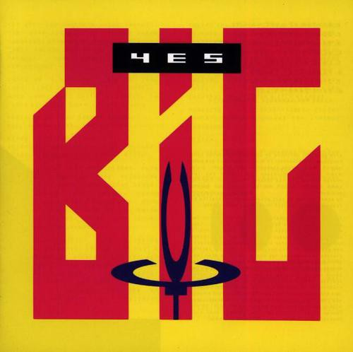 Yes - Big Generator (CD)