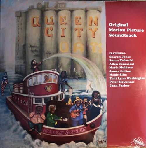 OST / Various - Queen City RSD18 (LP)