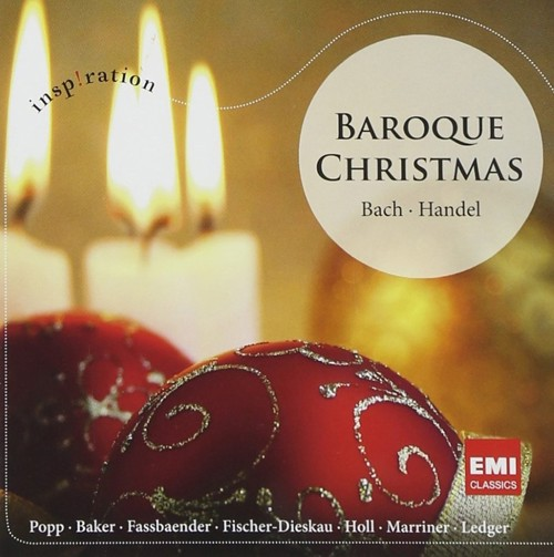 Bach / Handel / Various - Baroque Christmas. (CD)