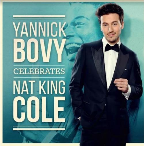 Yannick Bovy - Celebrates Nat King Cole (CD)