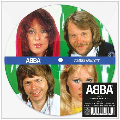 Abba - Summernight City (Picture Disc) (SV)