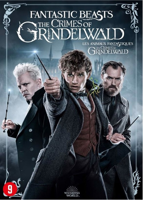 Film - Fantastic Beasts: Crimes Of Grindelwald (DVD)