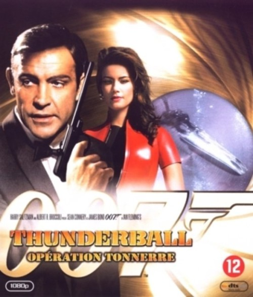 *         Film - Thunderball (James Bond) (Bluray)