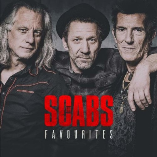 The Scabs - Favourites (CD)