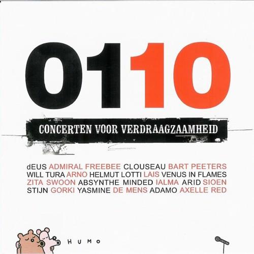 Various - 0110 - Concerten Voor Verdraagzaamheid (CD)