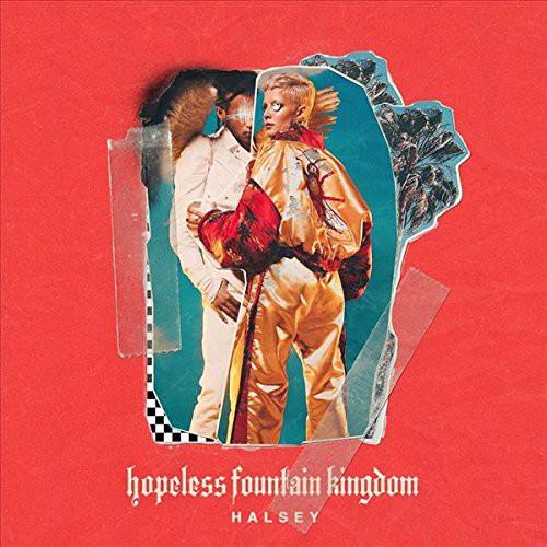 Halsey - Hopeless Fountain Kingdom. (CD)