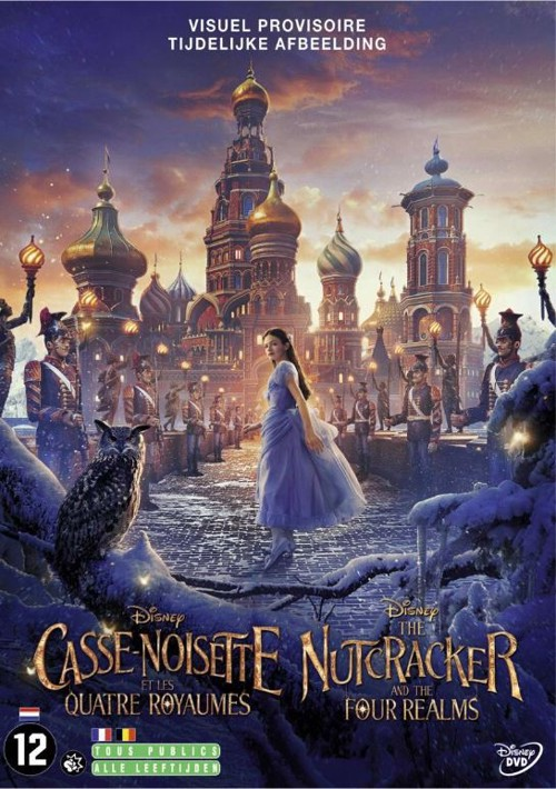 Film - The Nutcracker And The Four Realms (DVD)