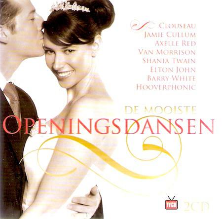 *        Various - De Mooiste Openingsdansen 1 - 2CD (CD)