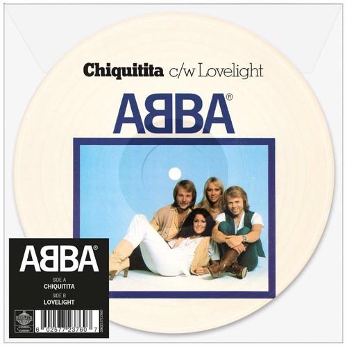Abba - Chiquitita (Picture Disc) (SV)