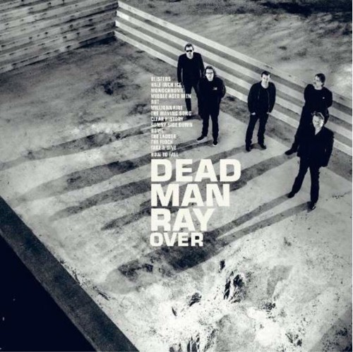 Dead Man Ray - Over (CD)