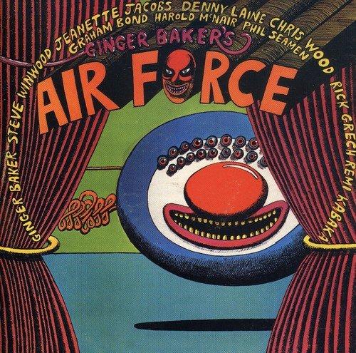 *       Ginger Baker's Airforce - Ginger Baker's Airforce (CD)