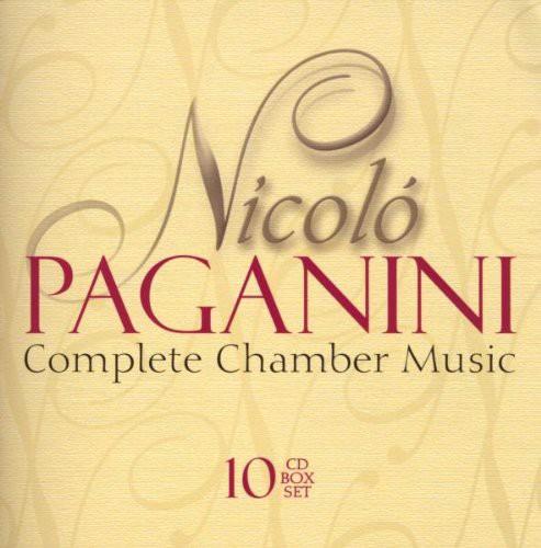 Paganini / Various - Complete Chamber Music - Box set (CD)