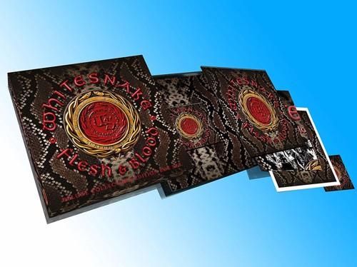 Whitesnake - Flesh & Blood (Limited Box Set) (LP)