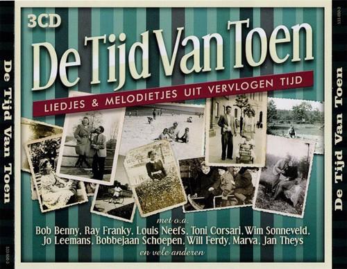 *      Various - De Tijd Van Toen 1 - 3CD (CD)