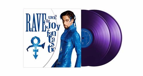 Prince - Rave Un2 The Joy Fantastic - 2LP (LP)