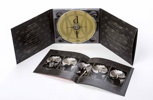 Dream Theater - Distance Over Time (Limited) (CD)