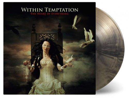 Within Temptation - The Heart Of Everything (Coloured Vinyl) - 2LP (LP)