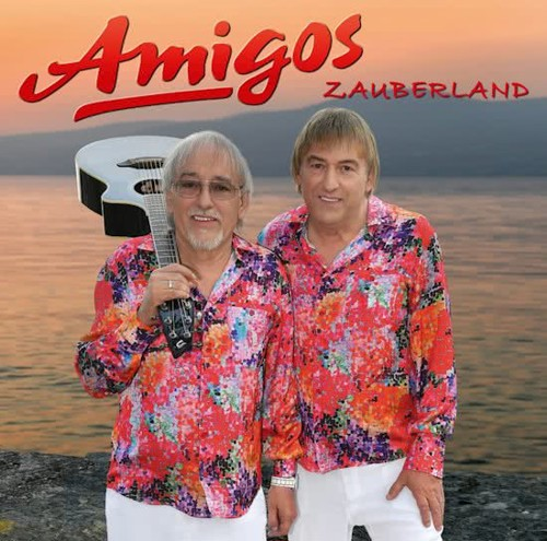 Amigos - Zauberland (CD)