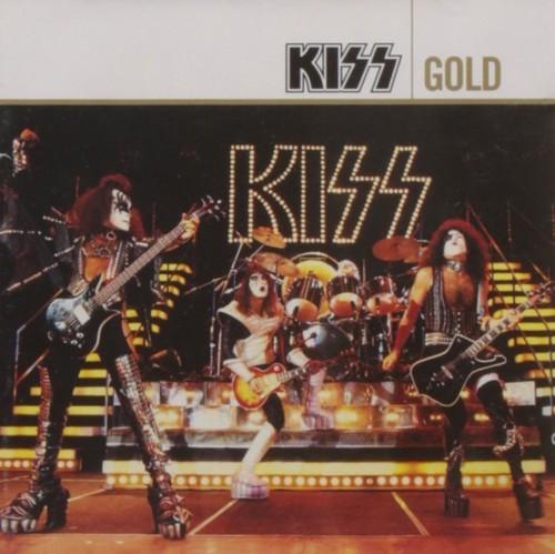 *       Kiss - Gold - 2CD (CD)