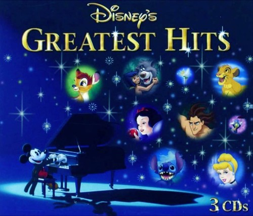 OST / Various - Disney's Greatest Hits (CD)