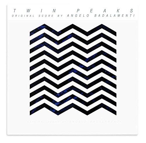 Angelo Badalamenti / OST - Twin Peaks (Brown marbled vinyl (LP)