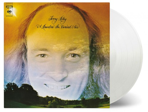 Terry Riley - A Rainbow In Curved Air (Transparent Vinyl) (LP)