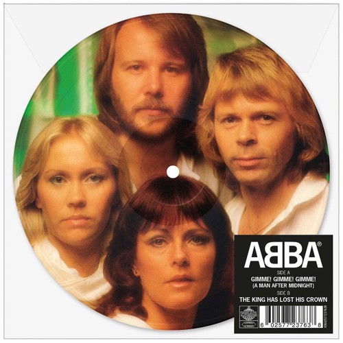 Abba - Gimme! Gimme! Gimme! (Picture Disc) (SV)