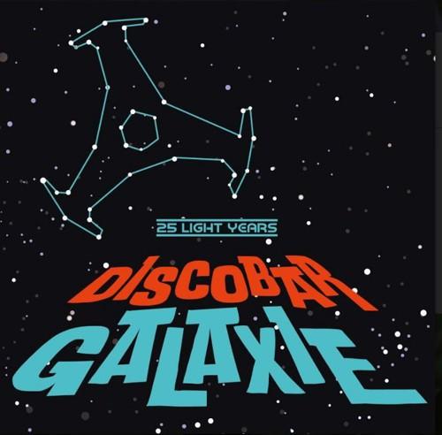 Various - Discobar Galaxie - 25 Light Years - 3CD (CD)